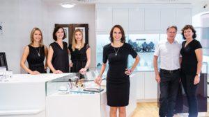 Team von Juwelier Eder
