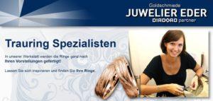 Juwelier Eder Trauring Spezialisten