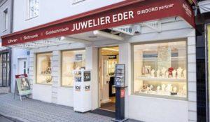 Juwelier Eder Aussenansicht